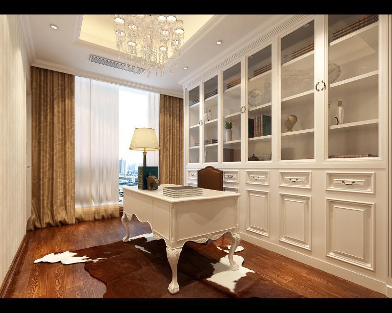 95平米三居室装修案例,装修价格只花11万元!-绿地国际博览城装修