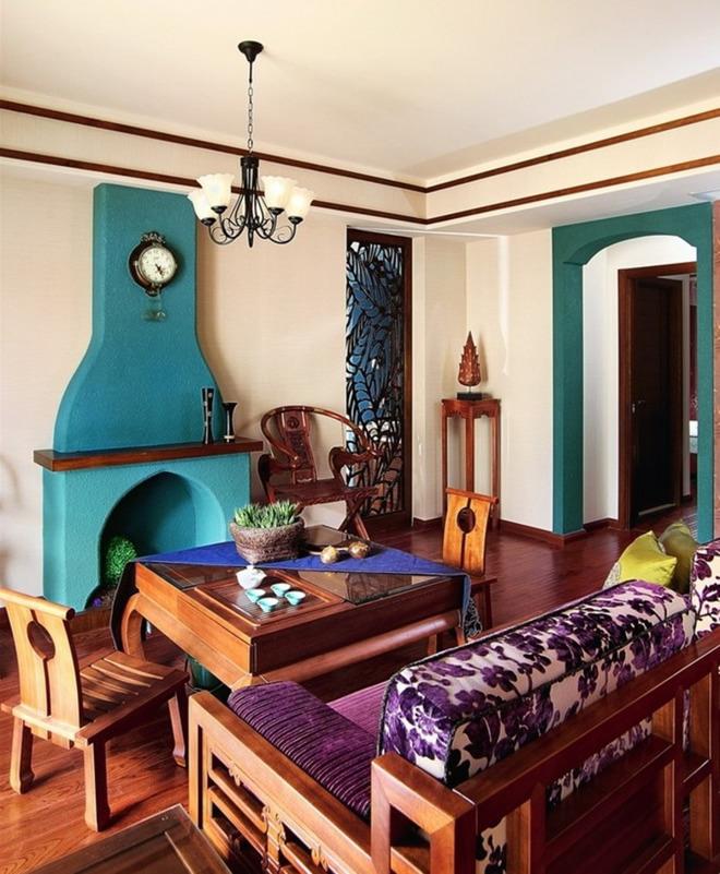 东南亚风格是一种结合了东南亚民族岛屿特色及精致文化品位的家居设计方式,多适宜喜欢静谧与雅致、奔放与脱俗的
