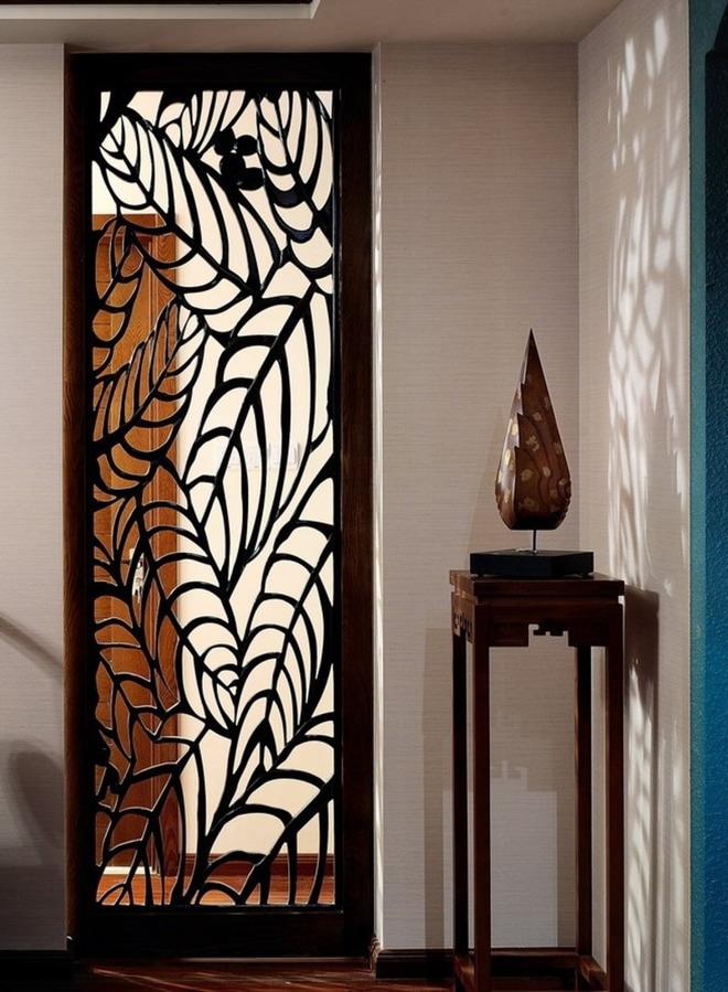 东南亚风格广泛地运用木材和其他的天然原材料,如藤条、竹子、石材、青铜和黄铜