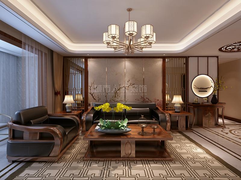 中式风格的设计说明