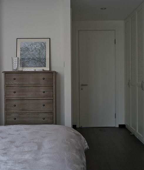现代简约-90平米三居室