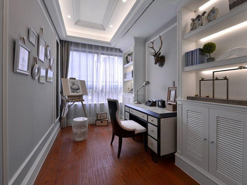 10万块钱装修的130平米的房子,现代简约风格简直太美了!-京梁合装修