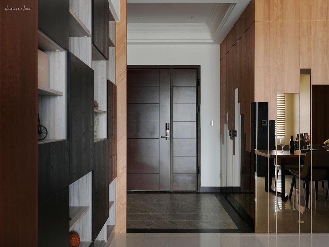 10万装修出202平米六居室现代风格,看过的人都点赞!-龙湖·双珑原著装修