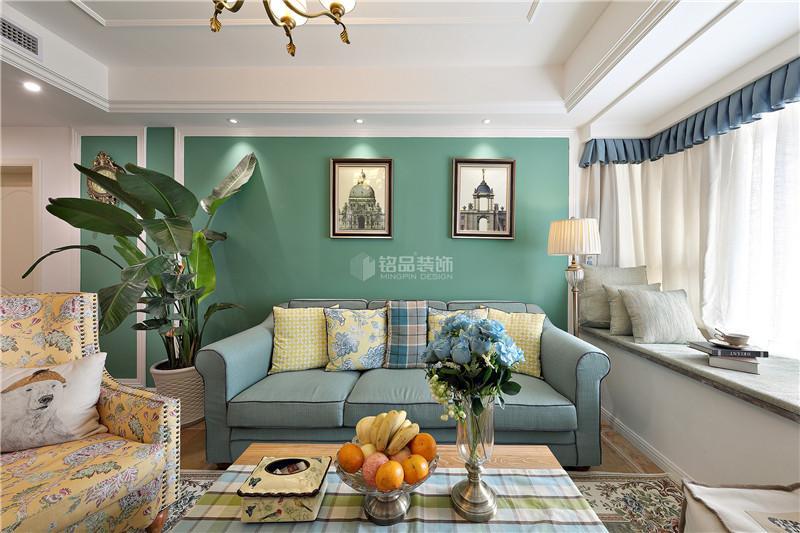 110平米现代风格三居室,预算15万,点击看效果图!-玲珑府装修