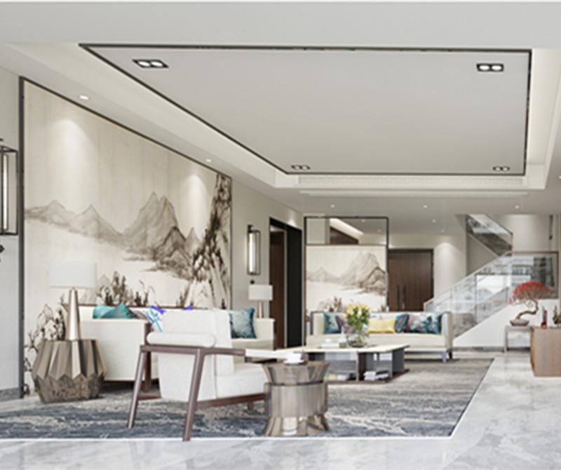 275平米的五居室,采用其他风格装修的效果如何呢?-江南水乡别墅装修