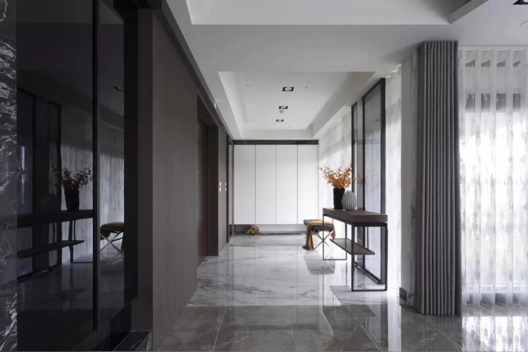 我家装修的135平米现代风格,全包花了15万元,值不值?-绿地汉口中心装修
