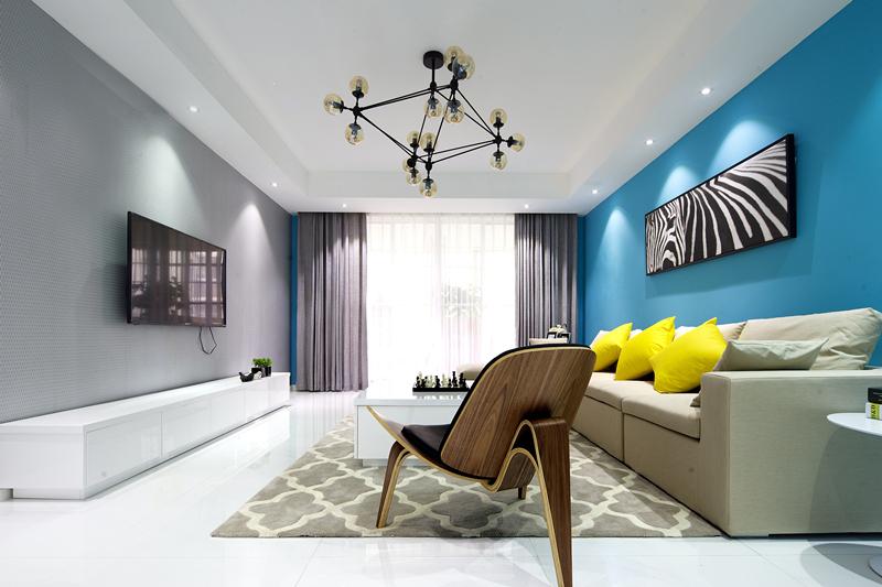155平米五居室装修案例,装修价格只花25万元!-中梁壹号院装修
