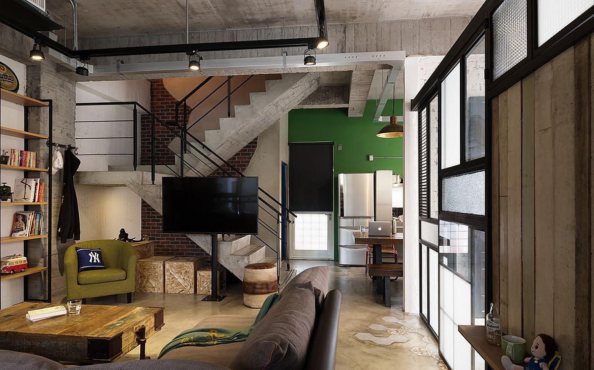 108平米的房子这样装修面积大了1倍,装修只花8万元!-君临天下装修