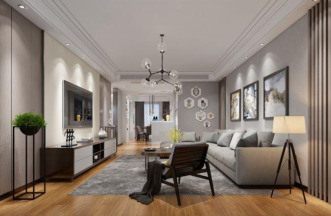 134平米的房子这样装修面积大了1倍,装修只花11万元!
