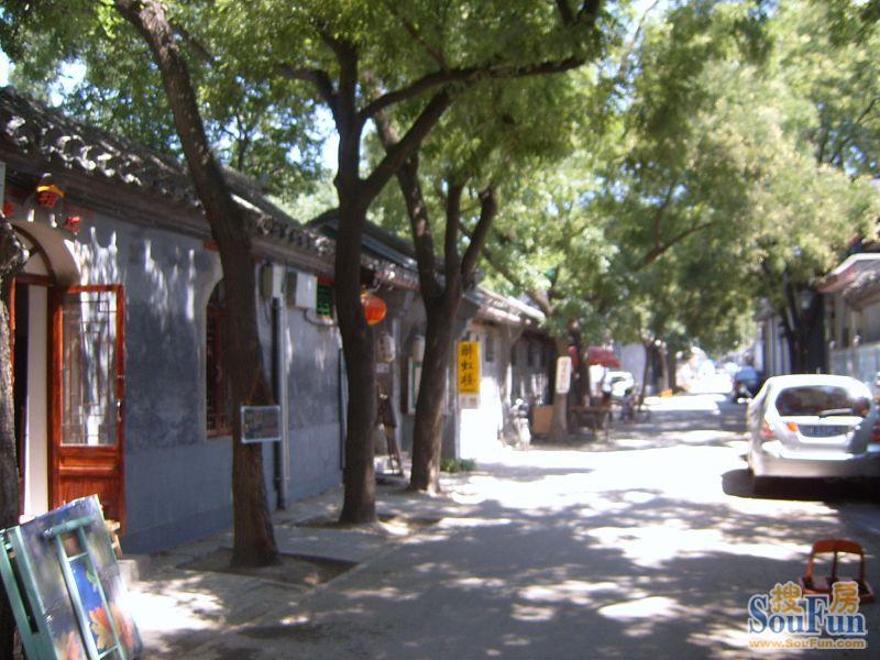 二手房热搜榜单揭晓:西城最热小区竟是它!