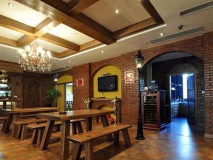 复古咖啡厅装修效果图_复古酒吧效果图2019-房天下家居装修网