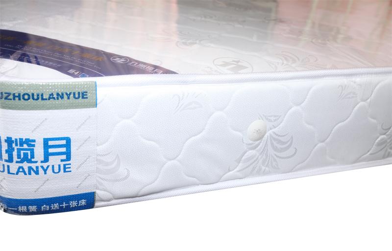 钢丝床垫价格_九洲揽月 小床床垫 白色 钢丝 北京价格,图片,参数-家具卧室家具 ...