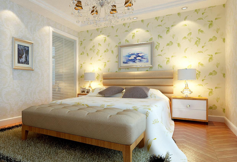 床头一面贴壁纸图片 3d图库发布网www Tqhnet Com