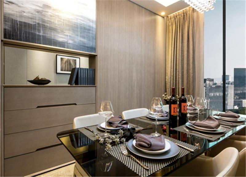 佳兆業廣場-小資風格-兩居室