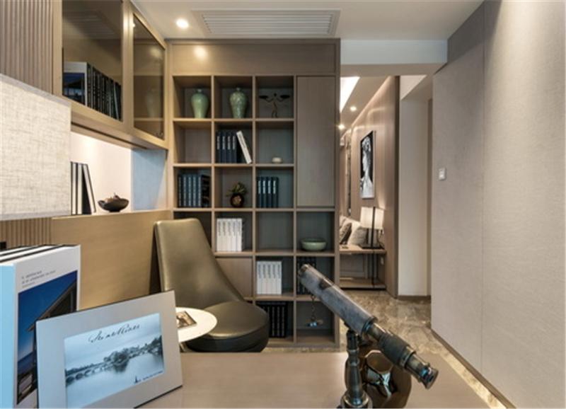 佳兆业广场-小资风格-两居室