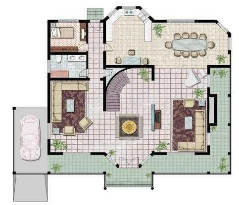 全包9万装修130平米的屋子,效果终于出来了!-新民里装修