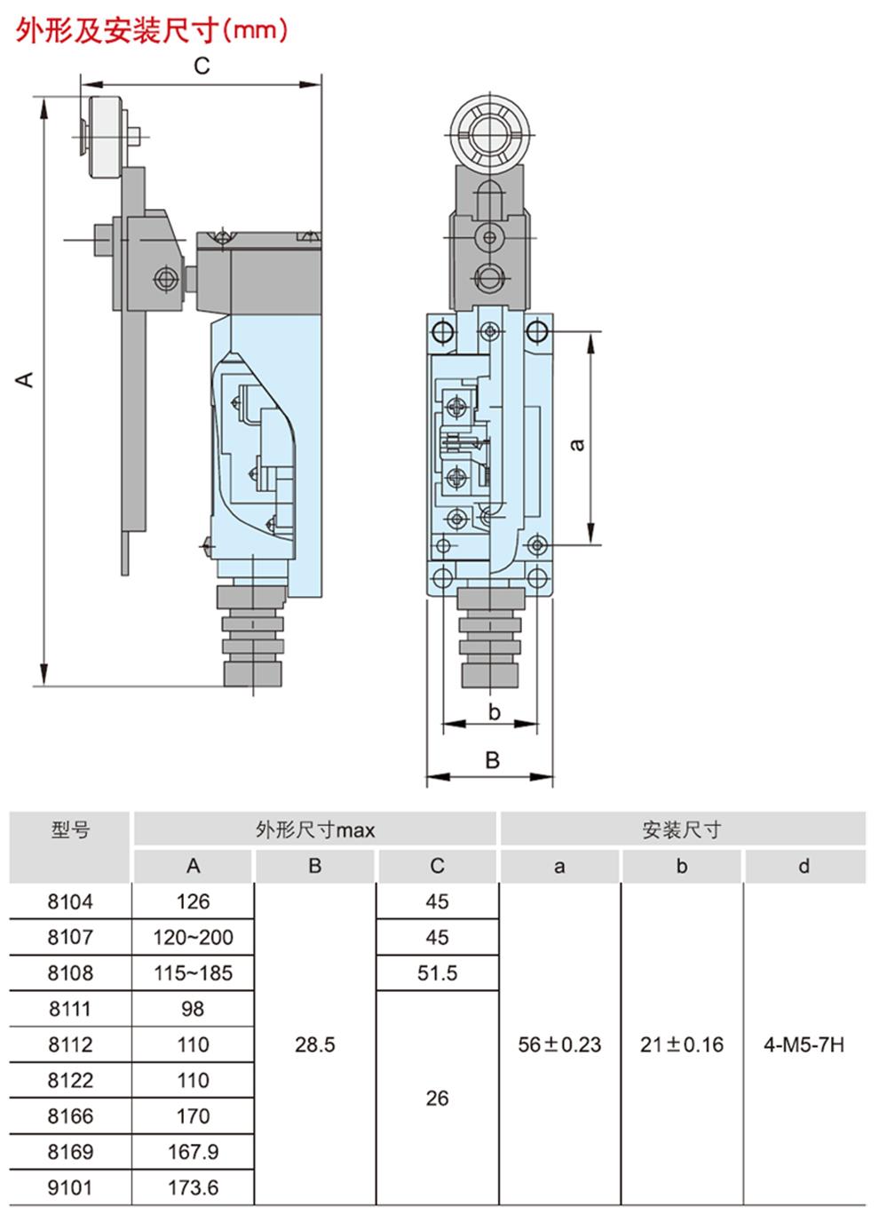 开关插座价格_德力西电气行程开关限位开关 LXJM1-8108价格,图片,参数-建材开关 ...